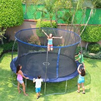 Bounce Pro 14 ft Trampoline and Enclosure - Walmart.com