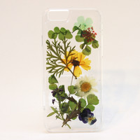 Christina iPhone 6 Dried Flower Phone Case
