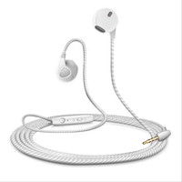 Movement with wheat universal mobile phone smart color-ear earphone headphone wire