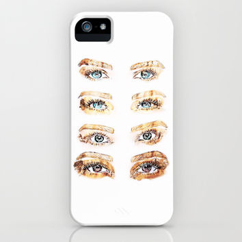The Golden Girls iPhone & iPod Case by Sara Eshak