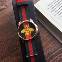 GUCCI Ladies Watch Little bee Ltaly Stylish Watch