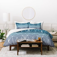 Mareike Boehmer Nordic Combination 31 A Duvet Cover