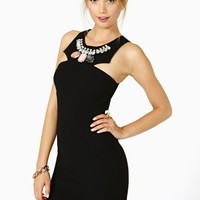 Discovery Jeweled Dress