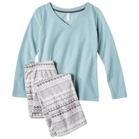 Gilligan & O'Malley® Women's Microfleece Sleep Gift Set - Assorted Color/Patterns