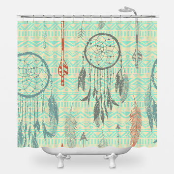 Dream Catchers Shower Curtain
