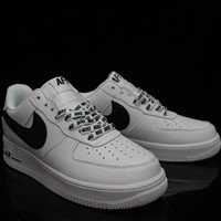"NBA x Nike Air Force 1 Low ""Statement Game"" 823511-007   Running Shoes"