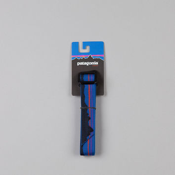 Patagonia Friction Belt Fitz Roy: Bali Blue