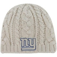 '47 Brand New York Giants Ladies Shawnee Knit Hat - Natural