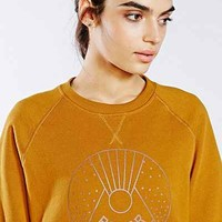 Poler Snow Globe Fleece Sweatshirt - Urban Outfitters