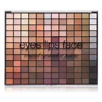 e.l.f. 144 Piece Eyeshadow Palette, Neutral, 20.5 Ounce: Beauty