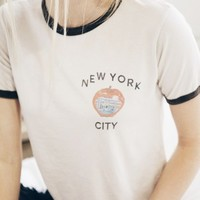 NADINE BIG APPLE NYC TOP