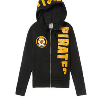 Pittsburgh Pirates Perfect Full-Zip - PINK - Victoria's Secret