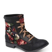 Tigerbear Republik Bash Lace Up Boots - Womens Boots