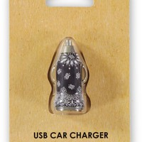 Bandana USB Car Charger