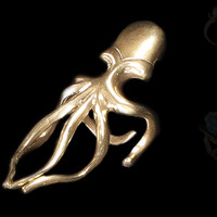 Octopus - Silvana K Designs Ring