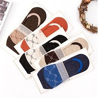 GUCCI Newest Hot Sale Women Breathable Sport Cotton Socks