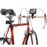 The Bicycle Rearview Camera - Hammacher Schlemmer