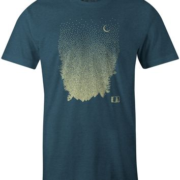 Starry T-Shirt Indigo Heather