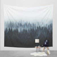 High And Low Wall Tapestry by Tordis Kayma