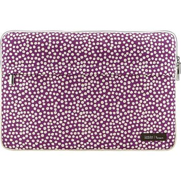 Targus - Designer Series Expression Laptop Sleeve - Violet