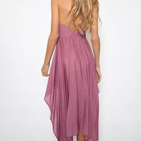 Valley Cruise Dress - Pink