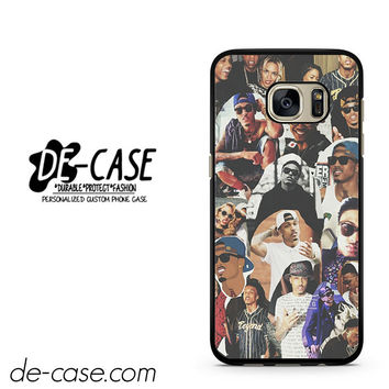 August Alsina College DEAL-1136 Samsung Phonecase Cover For Samsung Galaxy S7 / S7 Edge