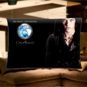"THE MORTAL INSTRUMENTS Pillow Case Cover Bedding 30"" x 20"" Great Gift"