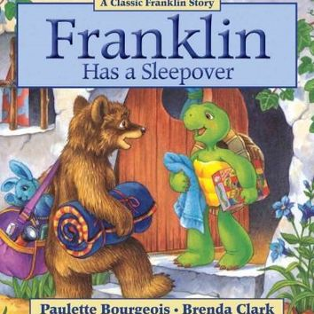 Franklin Has a Sleepover (Classic Franklin Stories)