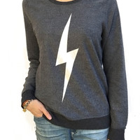 Chaser Clothing | Chaser - Bolt L/S Panel Tee » West Of Camden
