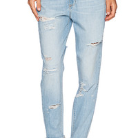 Paige Denim Callie Jean in Loren Destructed
