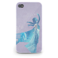 Elsa Frozen Disney Princess - Hard Cover Case iPhone 5 4 4S 3 3GS HTC Samsung Galaxy Motorola Droid Blackberry LG Sony Xperia & more