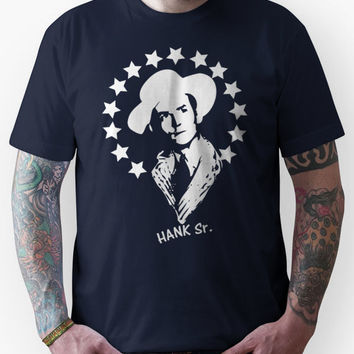 Hank Williams (Sr.) Unisex T-Shirt