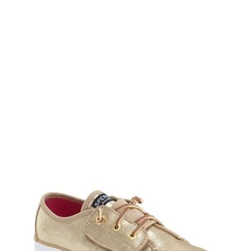 Sperry Kids Seacoast Jr. Sneaker (Walker & Toddler) | Nordstrom