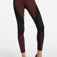 Michi Extension Legging - Mulberry