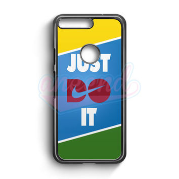 Just Do It Aztec Pastel Google Pixel Case | aneend.com