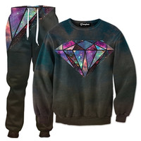 Galaxy Diamond Tracksuit