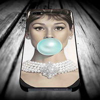Tiffany Blue Buble Gum for iPhone 4/4s/5/5s/5c/6/6 Plus Case, Samsung Galaxy S3/S4/S5/Note 3/4 Case, iPod 4/5 Case, HtC One M7 M8 and Nexus Case **