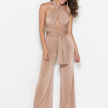 Up To You Convertible Jumpsuit