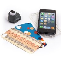 iFrogz Vue Customizable Case Kit for iPhone 5 - Retail Packaging - Clear