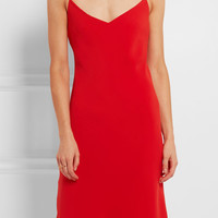 Calvin Klein Collection - Hannelisa silk-chiffon mini dress