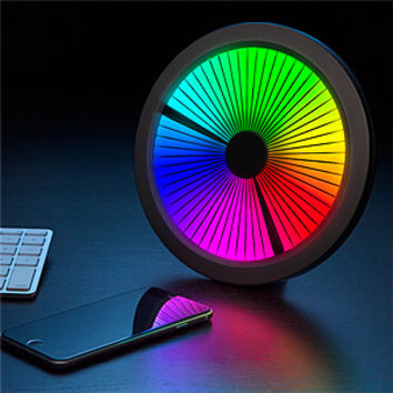 Chromatic: LED Color Spectrum Clock