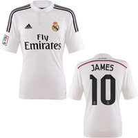 James Jersey Real Madrid 2014 2015