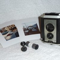 Fun Vintage Kodak Brownie Reflex with New Film