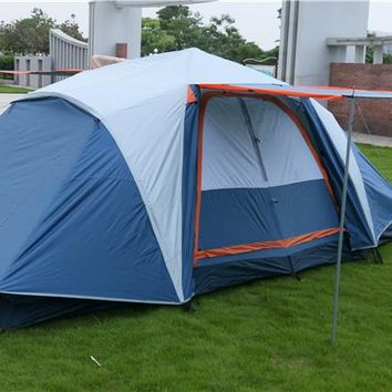 Four Season Two Room Waterproof Camping Tent