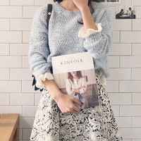 Japanese Loose Knit Sweater