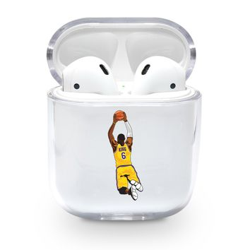 Lebron James Lakers Airpods Case