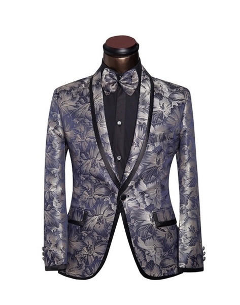 2015 New Arrival Men Suit Fashion Brand from Dear Deer Fashion