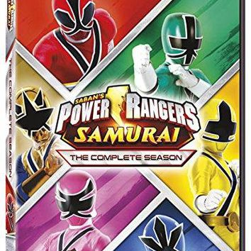 Alex Heartman & Najee De-Tiege & Peter Salmon & Luke Robinson -Power Rangers Samurai: The Complete Season