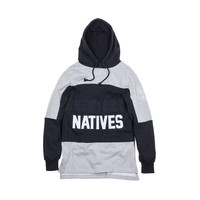 KITH Washington Hoody - Navy / Grey