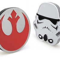 Star Wars Trailer Hitch Cover - Stormtrooper